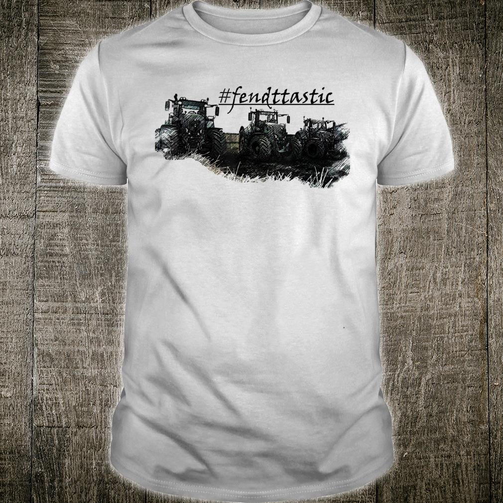 # Fendttastic farmers love to ride the tractor inthefield Shirt