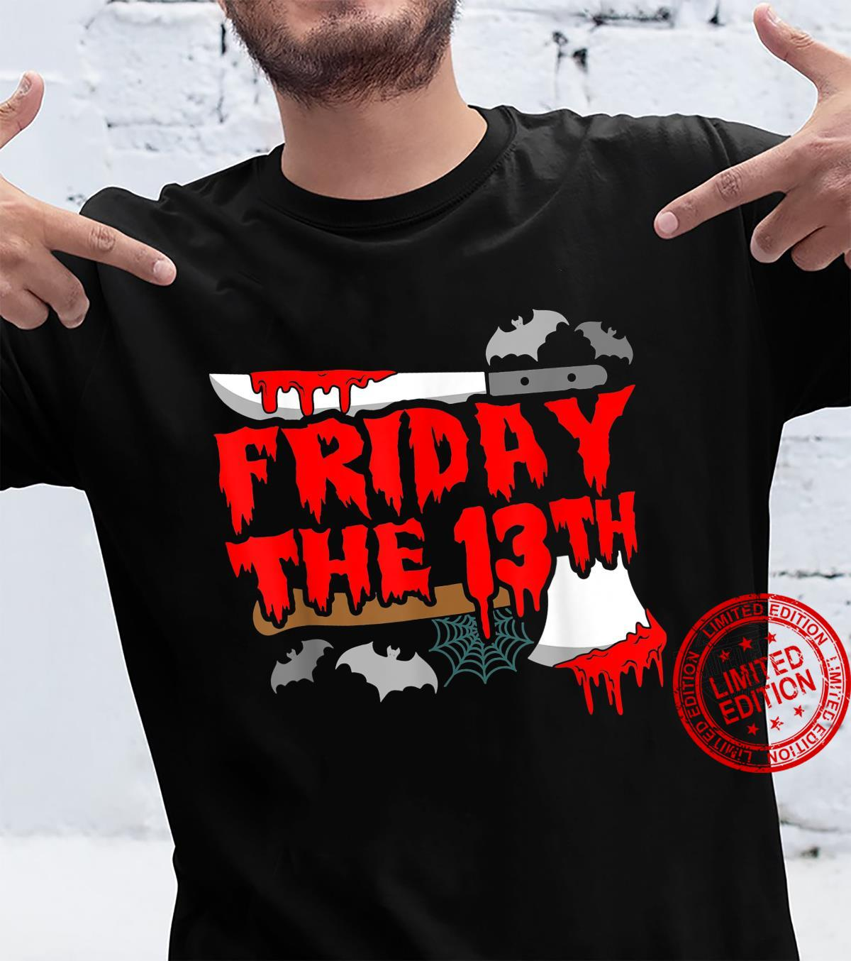 Friday the 13th Shirt