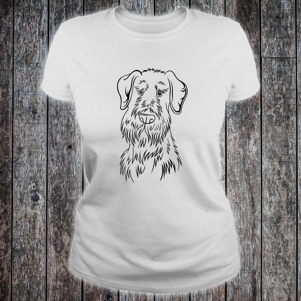 Giant Schnauzer Shirt ladies tee