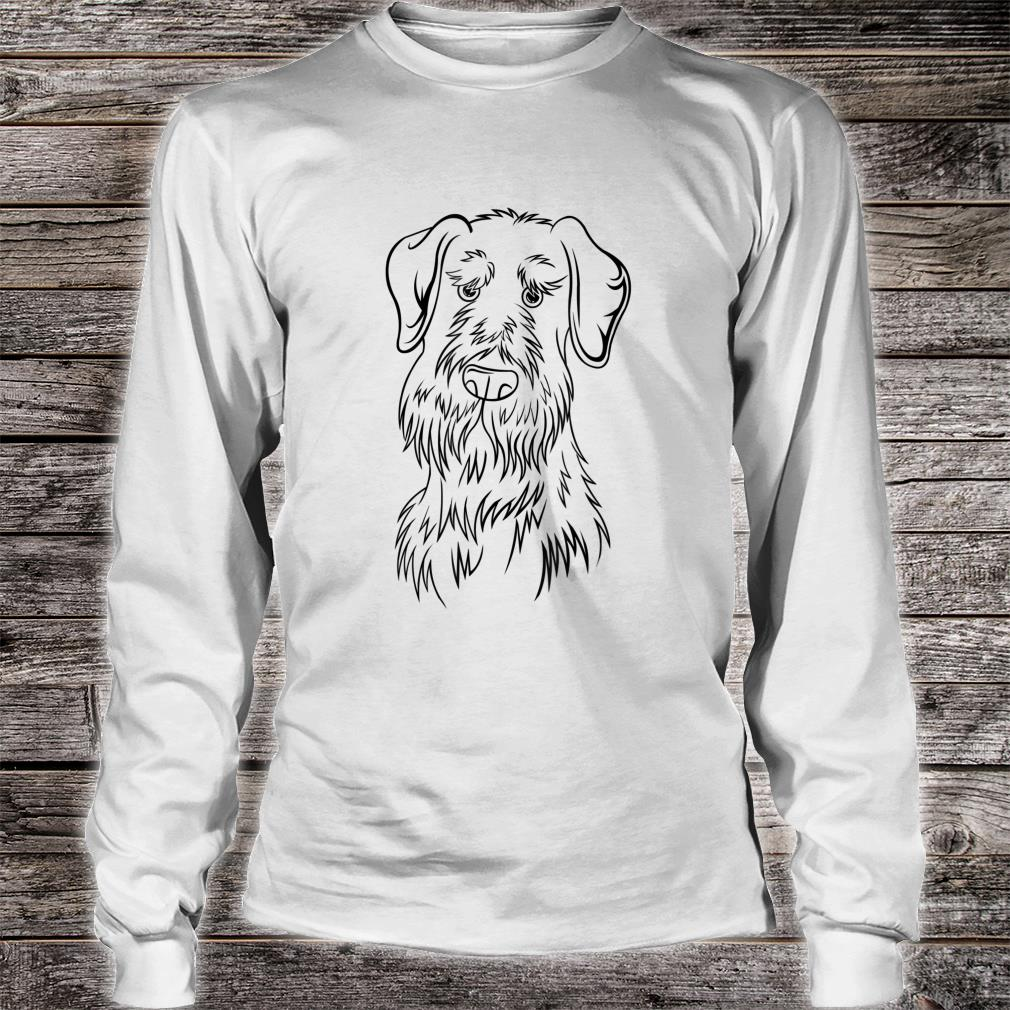 Giant Schnauzer Shirt long sleeved