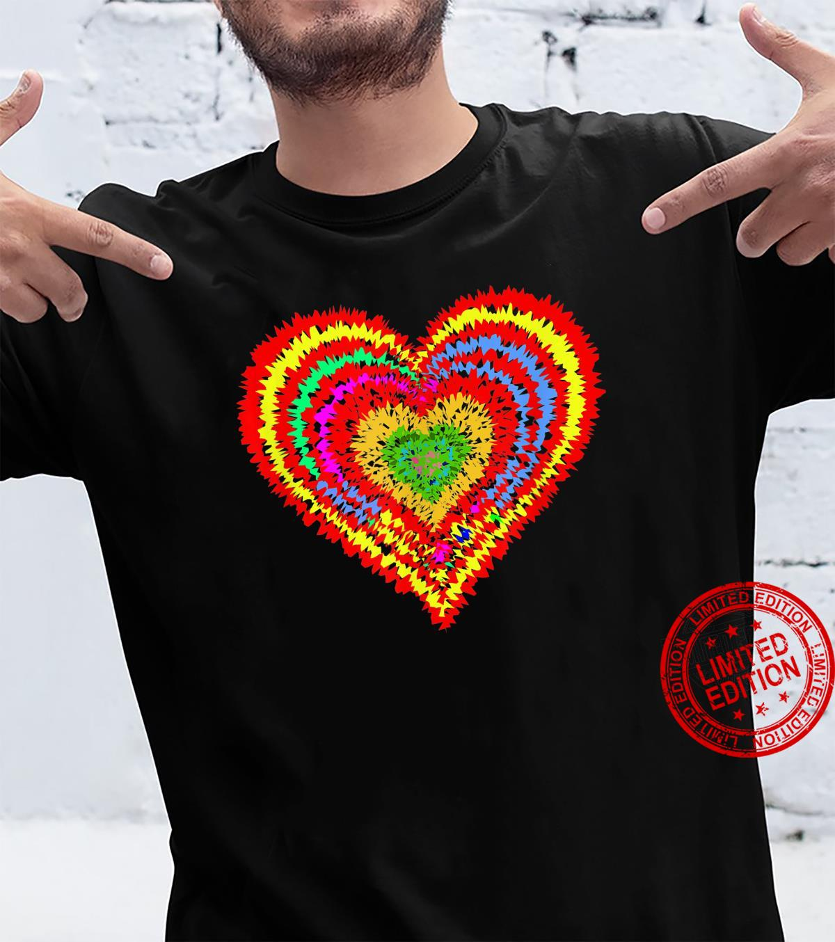 Gift Day Love Couples Valentine's Saint Present Him Her Wife Shirt