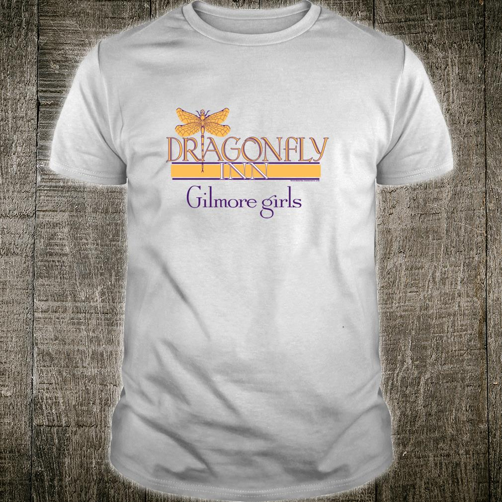 Gilmore Girls Dragonfly Inn Logo Shirt