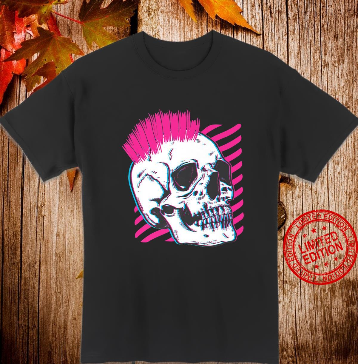Halloween spooky skull skeleton Shirt