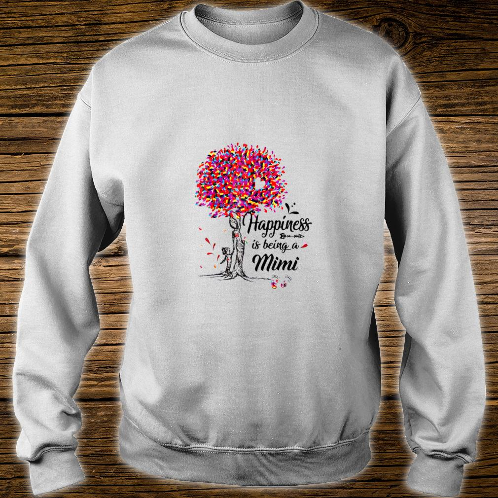 Happiness Is Being a Mimi Shirt sweater
