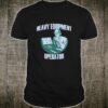 Heavy Equipment Operator Shirt