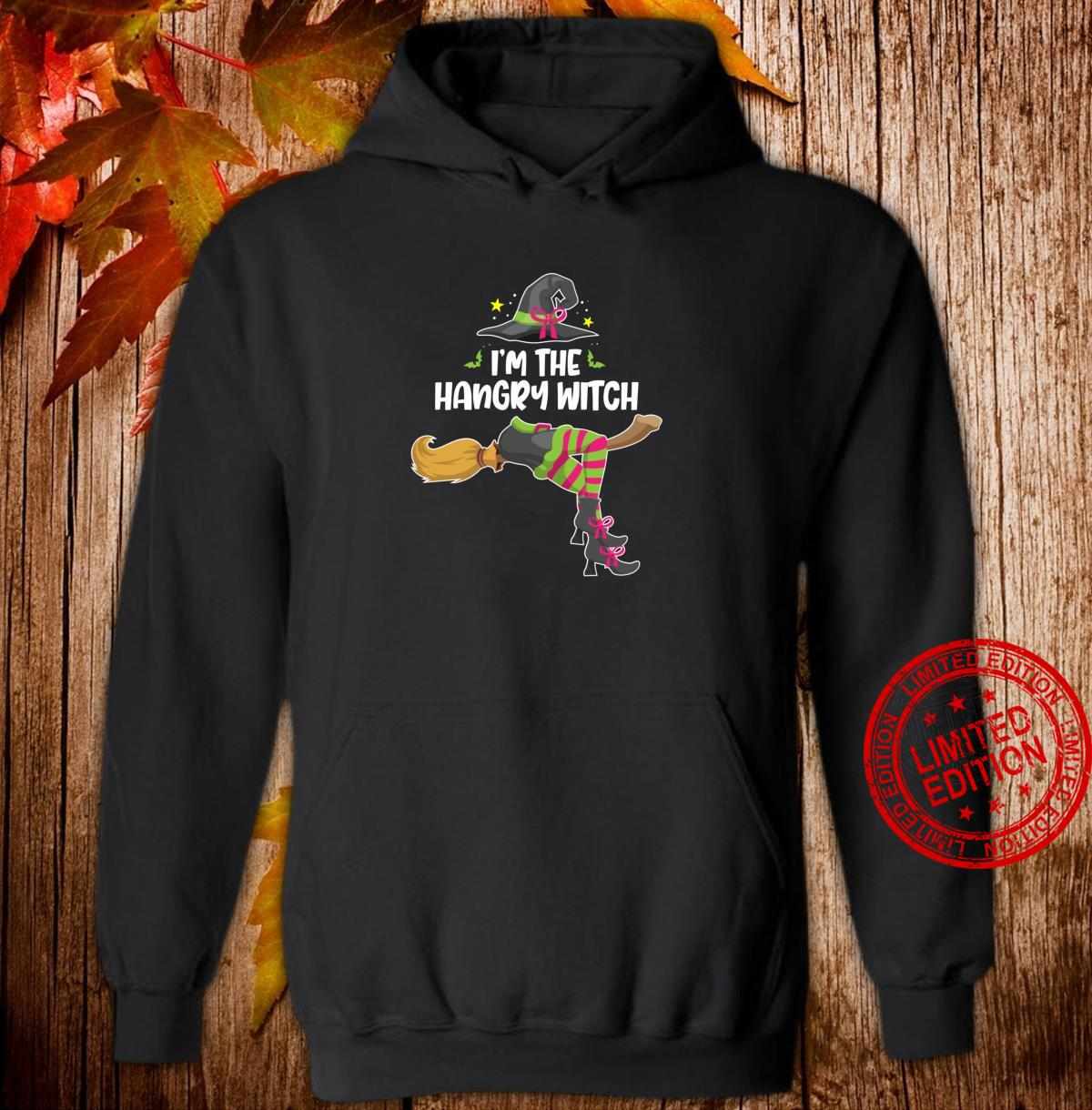 I'm the Hangry Witch Halloween Matching Group Costume Shirt hoodie