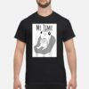 Me Time Relax Music Cats Shirt