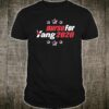 Nurse for Andrew Yang 2020 President Democrat Election Shirt