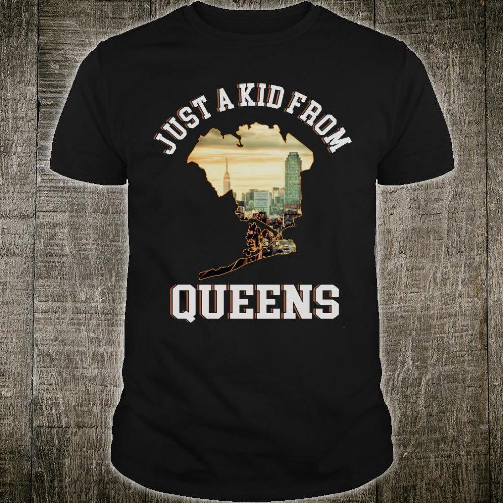 Queens shirt