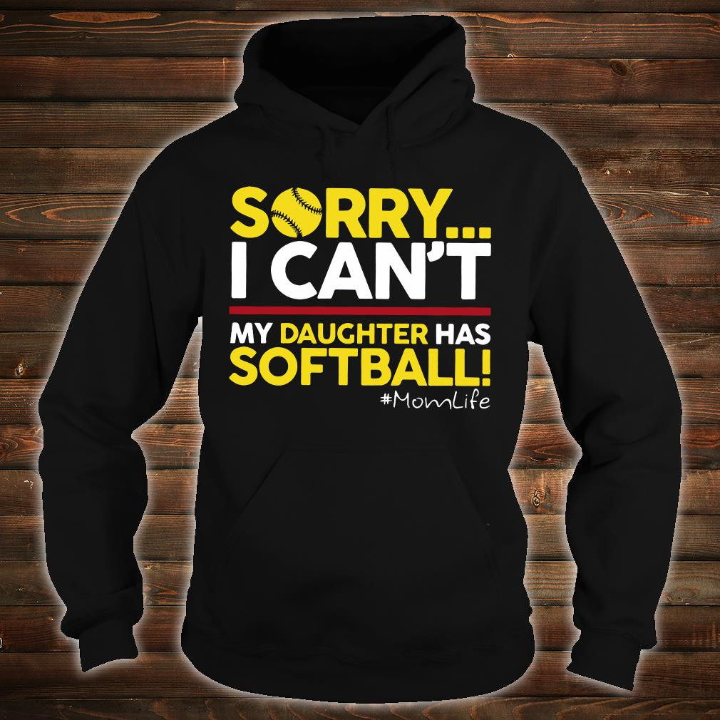 Sorry i can't my daughter has softball shirt hoodie