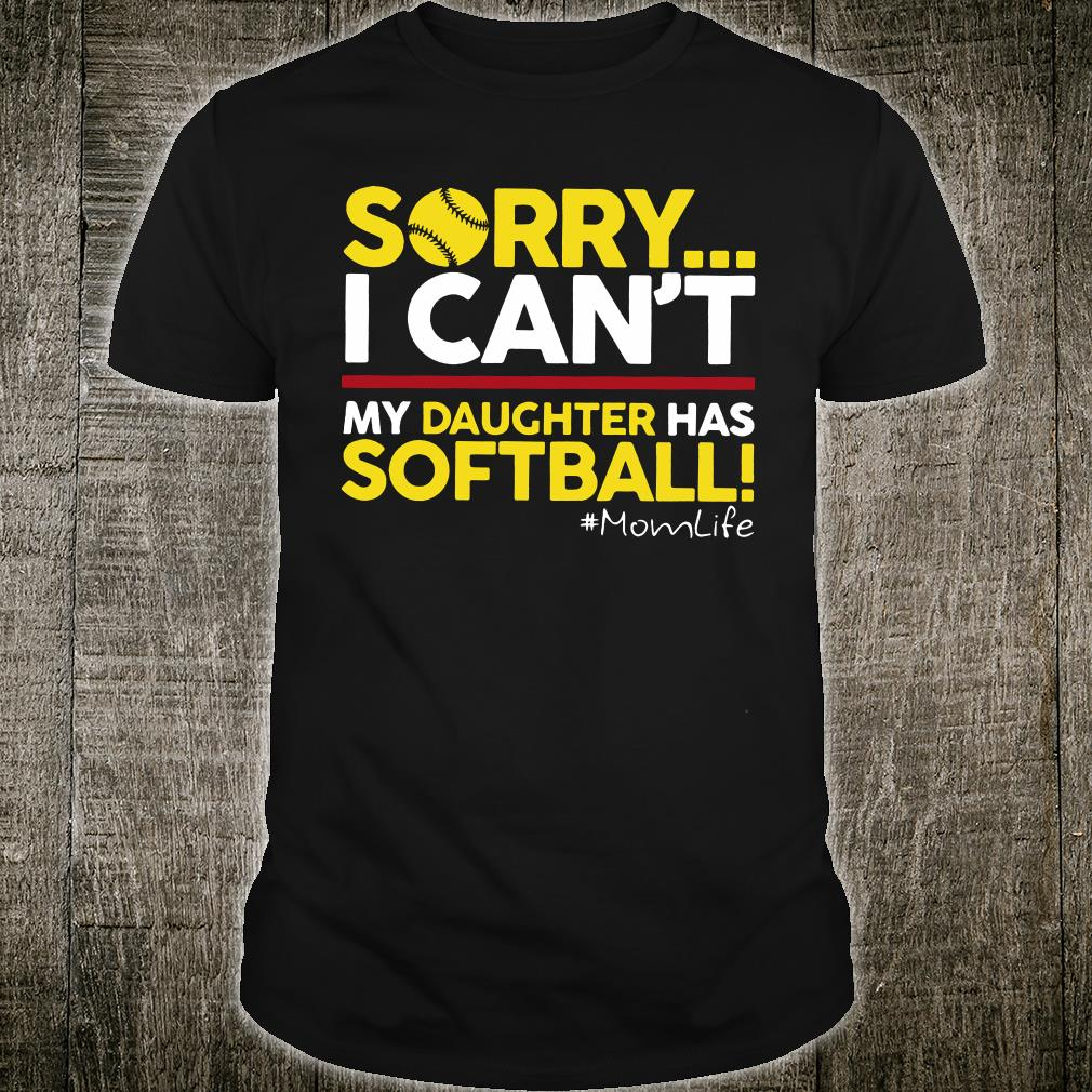 Sorry i can't my daughter has softball shirt