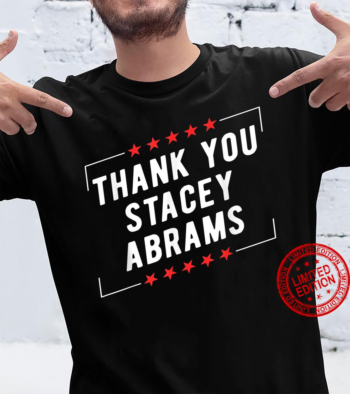 Thank You Stacey Abrams Shirt