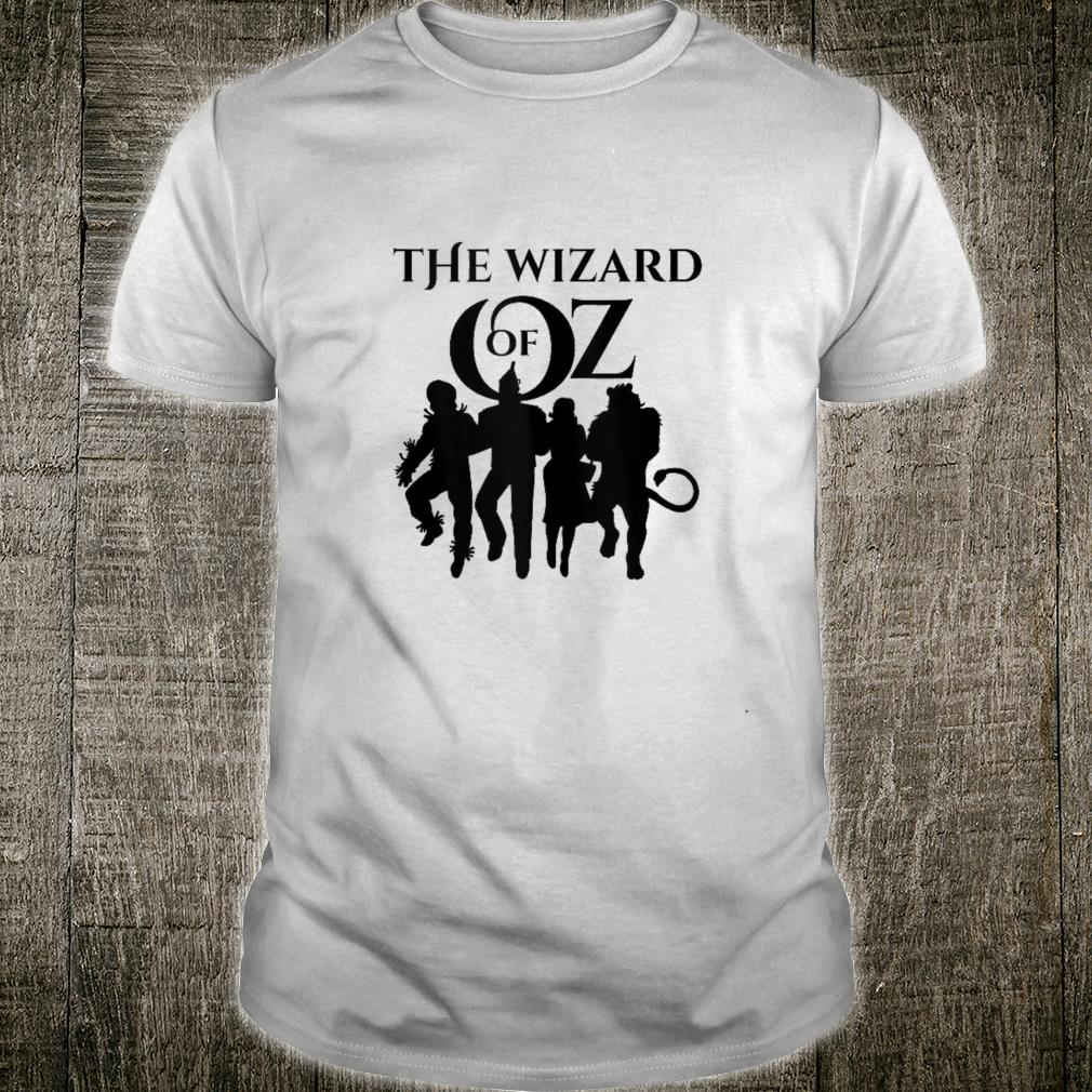 The Wizard Of Oz Fantasy No Place Like Home Vintage Movie Shirt
