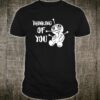 Thinking Of You - Funny Doll Gift Voodoo Halloween Shirt (2)
