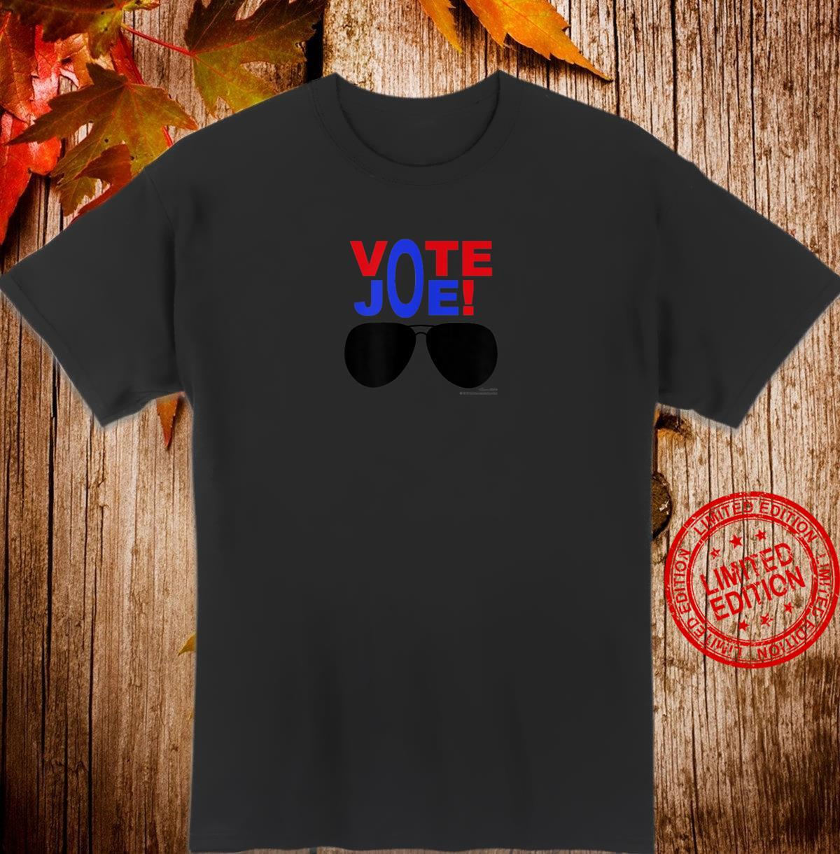 VOTE JOE Shirt