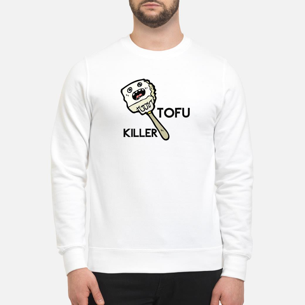 Vegetarian and vegan vibes cute and tofu fans Shirt sweater