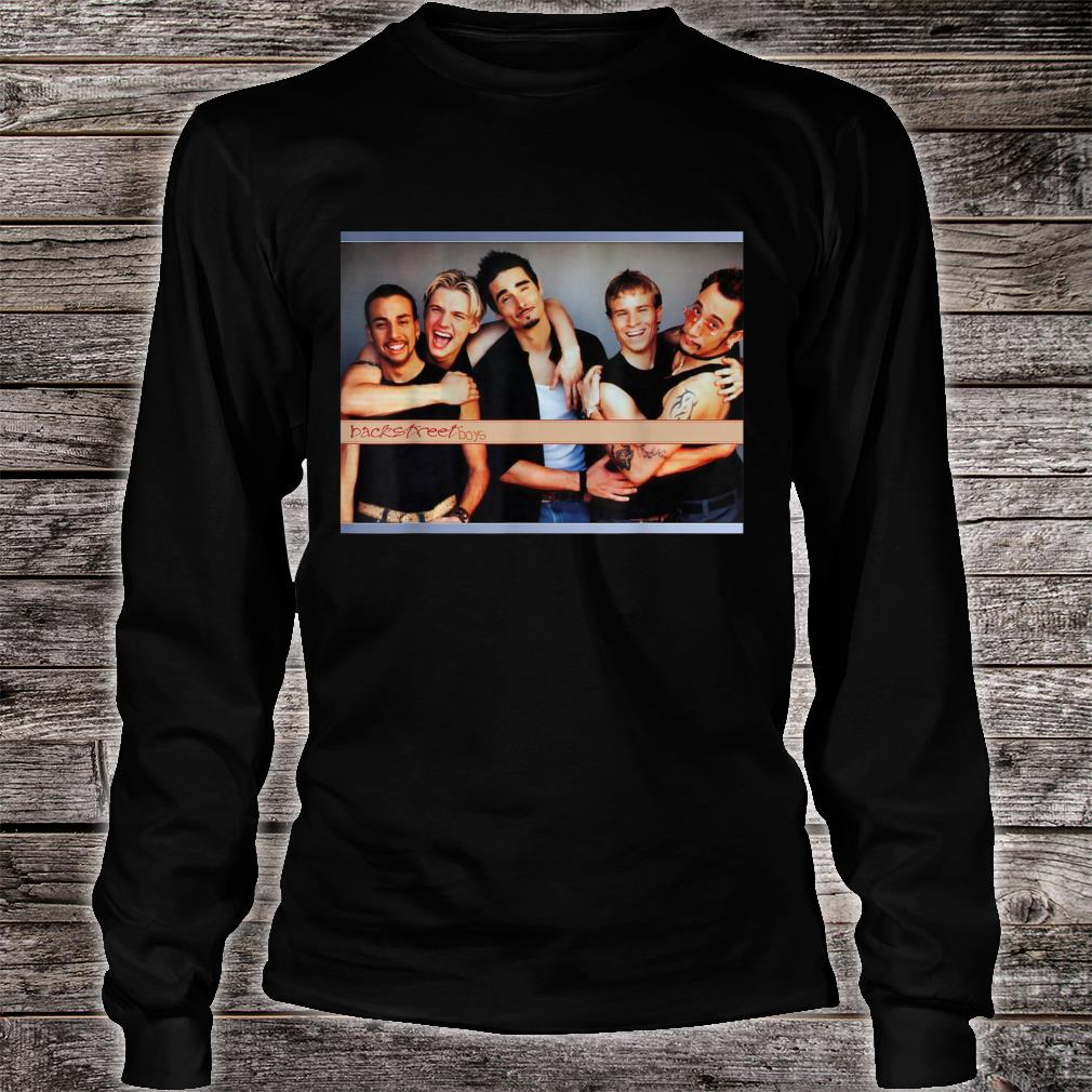 Vintage Fans Party Shirt Long sleeved