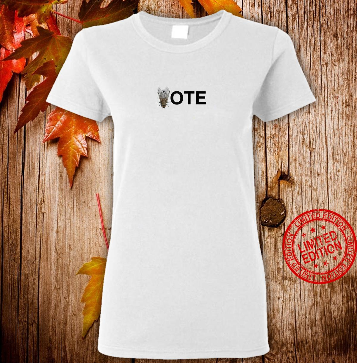 Vote Fly 2020 Shirt ladies tee