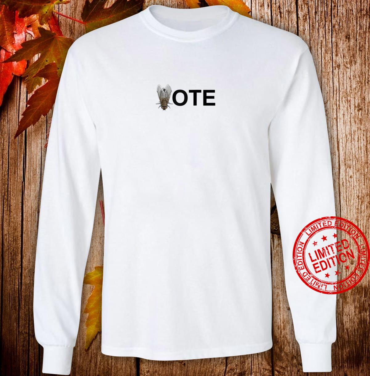 Vote Fly 2020 Shirt long sleeved
