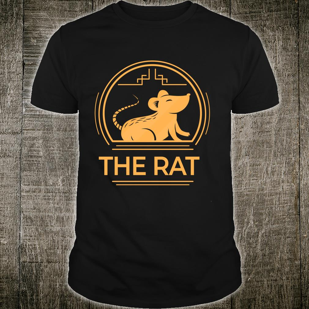 Year of the Rat Chinese New Year Rat 2020 Festival Shirt