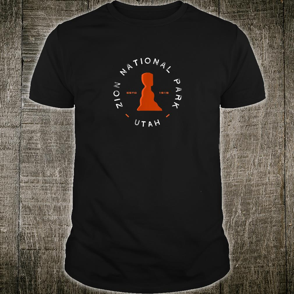 Zion National Park Retro Vintage Shirt